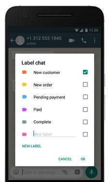 WhatsApps pour votre activité